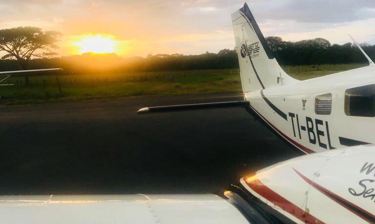 Services - Air Flights - Aero Caribe - Costa Rica