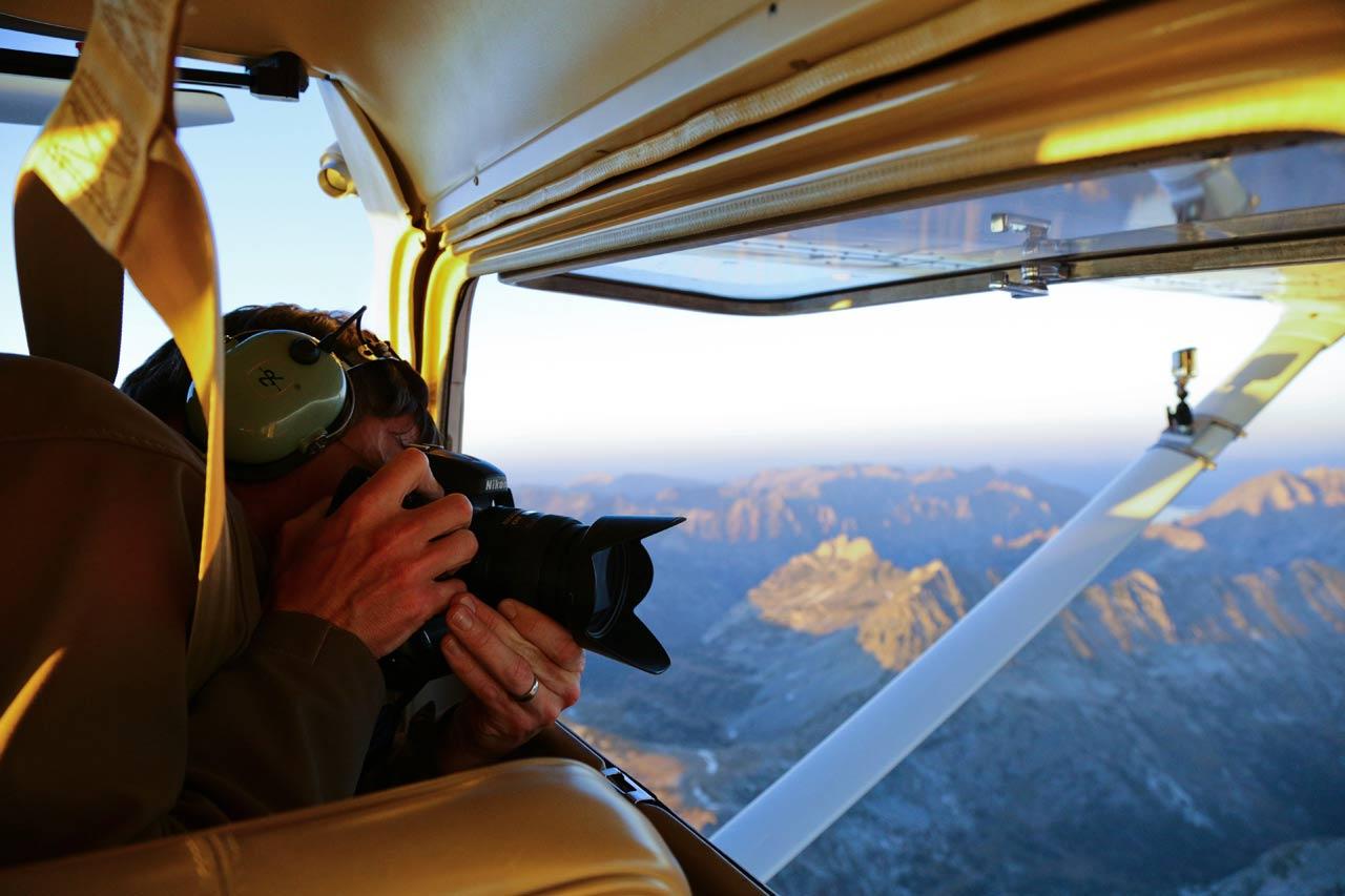 Photography Flights - Aero Caribe Costa Rica
