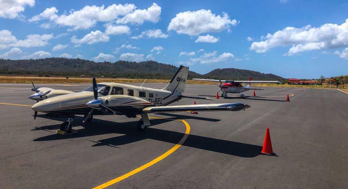 Aerecoribe - Charter Flights - About
