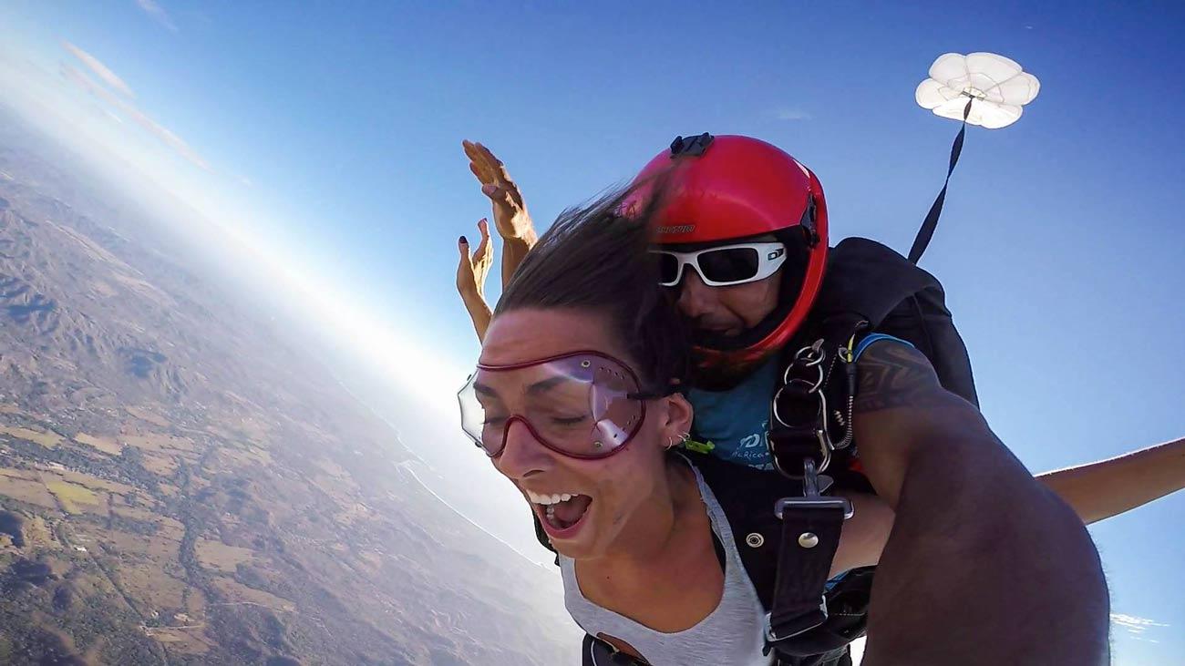 Skydiving - Aero Caribe - Guanacaste