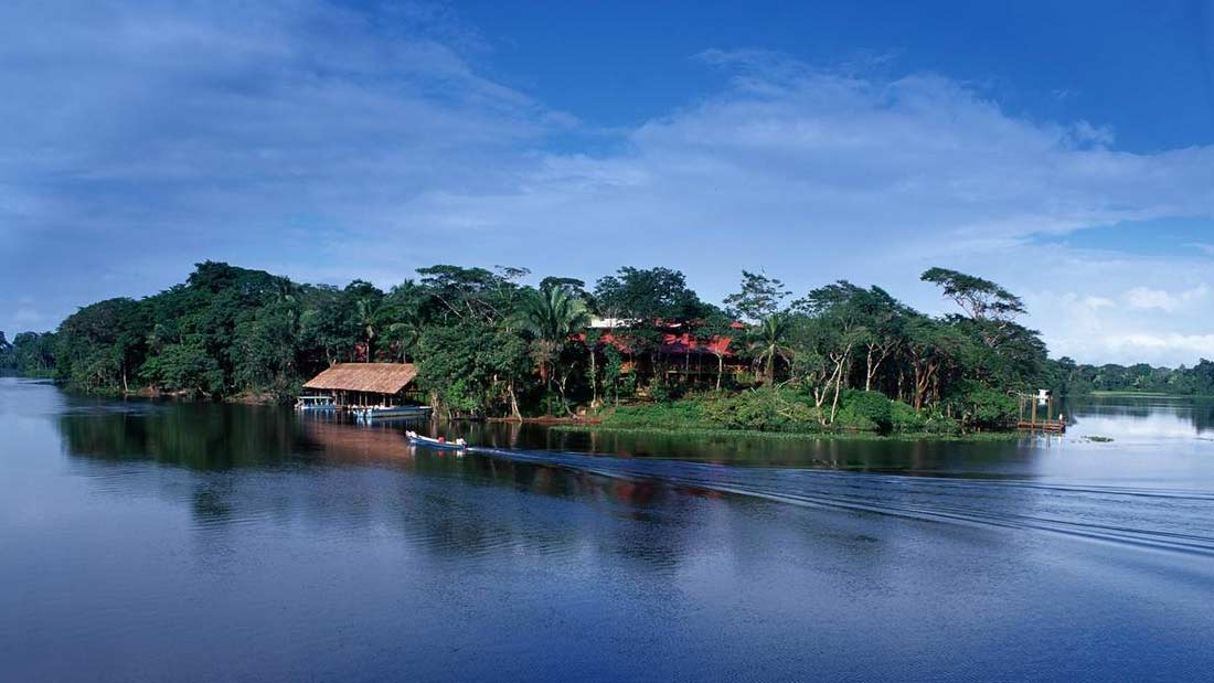 Río Indio Lodge-San Juan Nicaragua