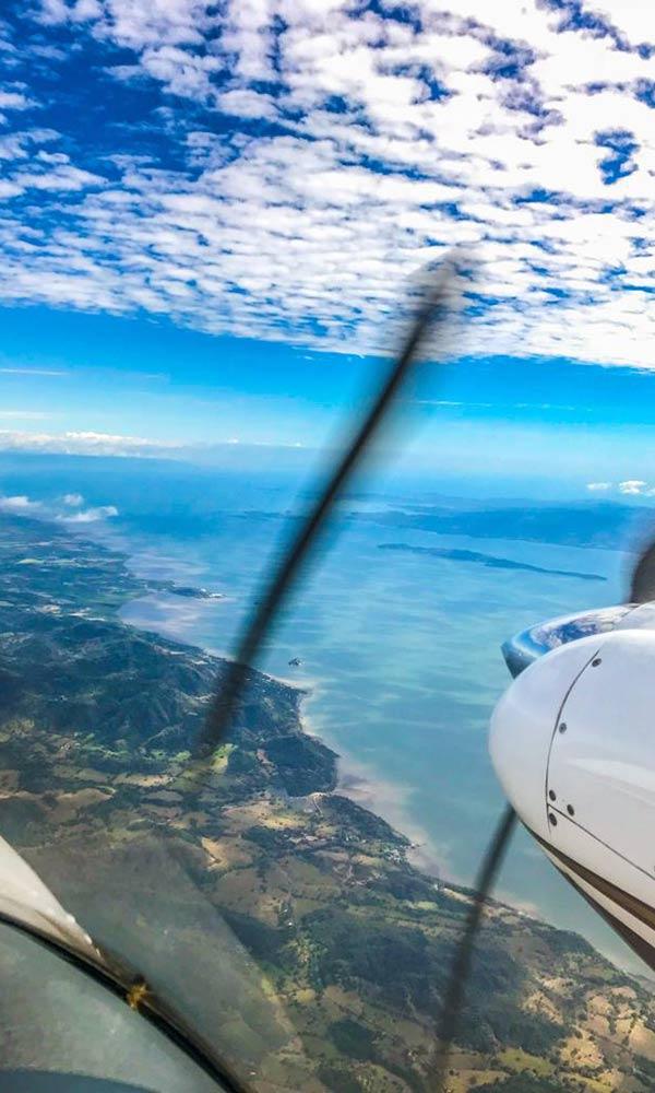 Aero Caribe Charter Flight- Experience