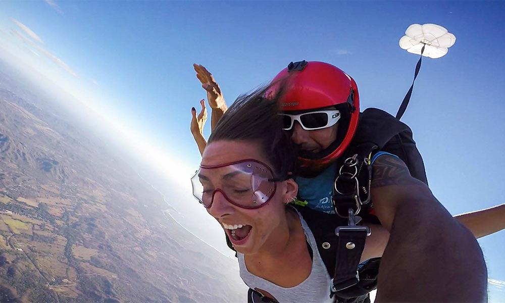 Skydiving - Aero Caribe