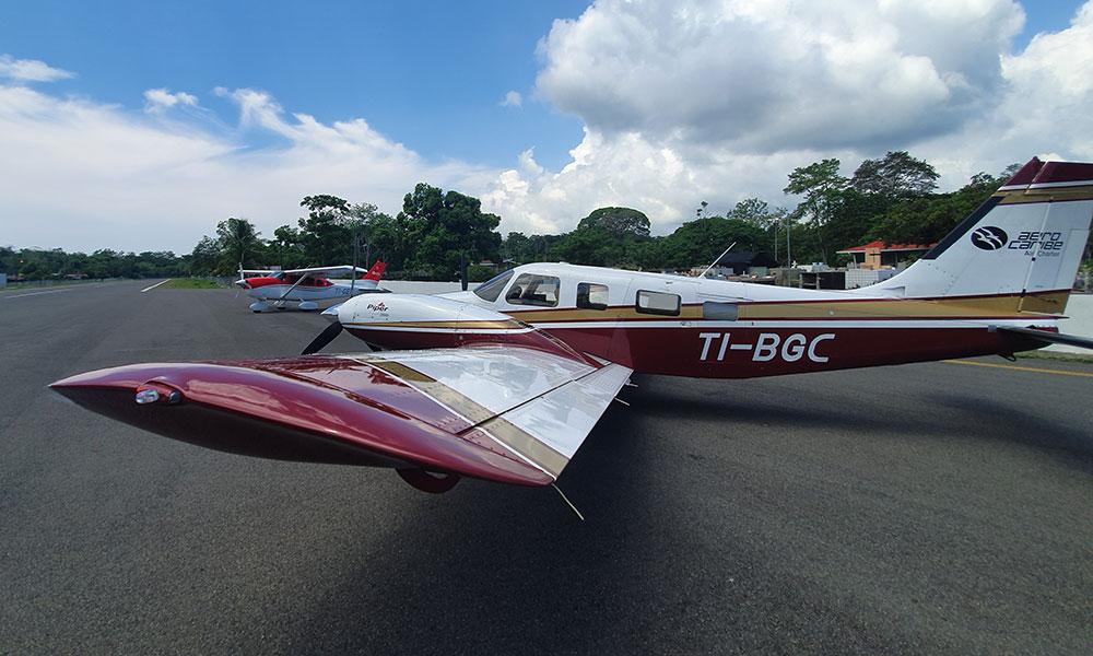 Charter Flight - Costa Rica Aero Caribe