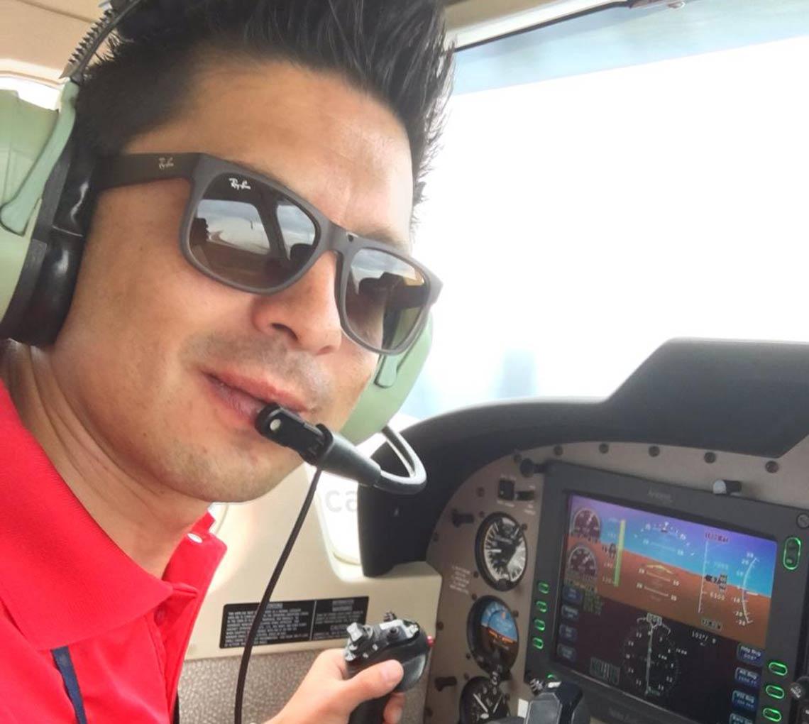 Mario Villatoro - Owner of Aero Caribe - Costa Rica Charter Flights
