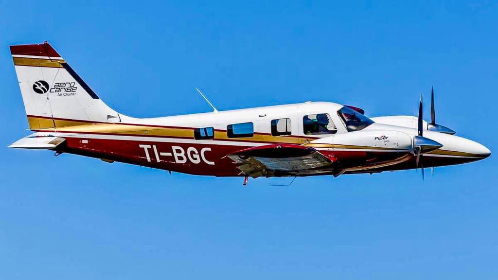 About Aero Caribe - Charter Flights Costa Rica
